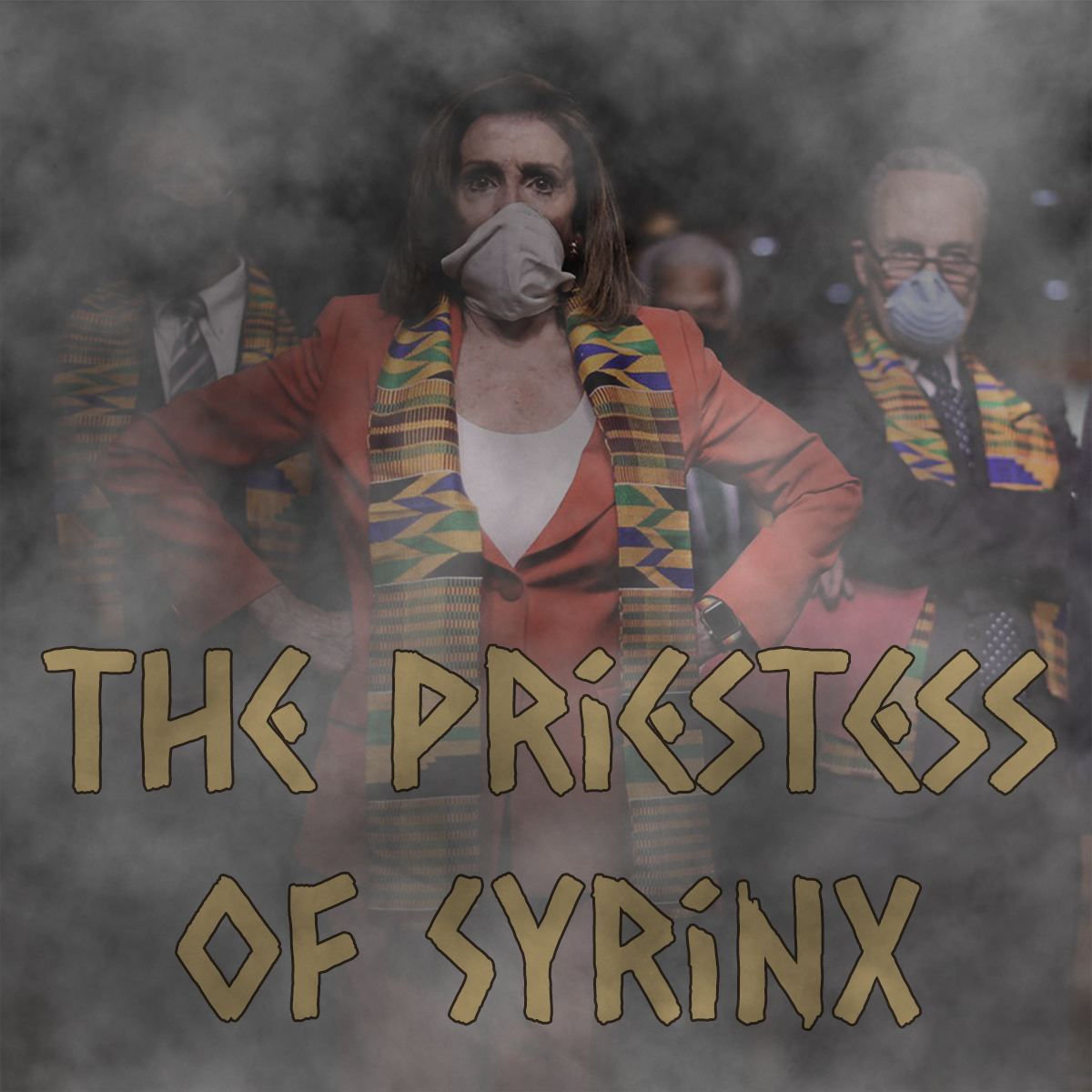 The Priestess of the Temples of SYRINX
